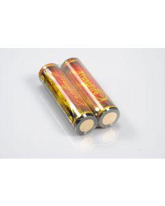 TrustFire protegido 18650 3000mAh Li-ion batería recargable (1 par)