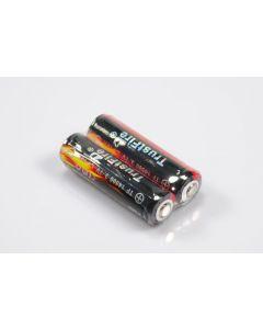 TrustFire protegido 3.7V 900mAh Li-ion recargable 14500 batería (1 par)