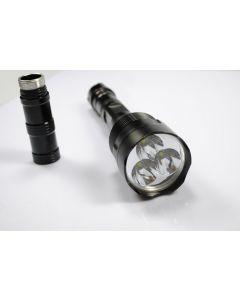 TrustFire TR-3T6 3 * (CREE XM-L T6) 3800 lumen linterna LED (10 piezas)