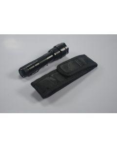 Funda de linterna UltraFire linternas de batería de 18650 sola