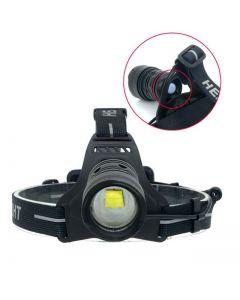 XHP70 CREE 30W Led Linterna linterna 6800lm zoom cabeza de la lámpara