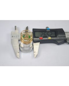 2.7 de SSC P7 900 Lumens ~ 4.2V 5-modo 26,5 mm OP LED lámpara de la tapa