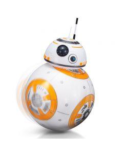 Actualización de 20,5 cm Robot de control remoto BB-8 Ball RC Robot inteligente 2.4G BB8 con figura de acción de sonido BB-8 Juguetes de regalo para niños