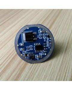 Controlador de LED para linterna UltraFire 18T6