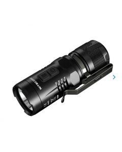 Nitecore EC11 CREE XM-L2 U2 900 lúmenes linterna impermeable rescate búsqueda linterna LED