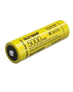 NITECORE NL2150HP 5000mAh 3.6V 18Wh 21700 Li-ion Batería recargable