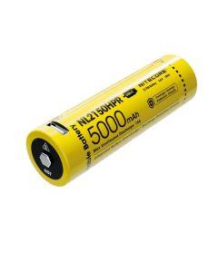 NITECORE NL2150HPR 5000mAh 3.6V 18Wh 21700 USB-C Li-ion Batería recargable