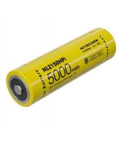 NITECORE NL2150HPi 5000mAh 3.6V 18Wh 21700 Li-ion Batería recargable