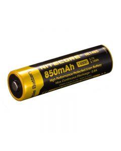 Nitecore NL1485 850mAh 14500 3.7V 3.1Wh Li-ion batería recargable