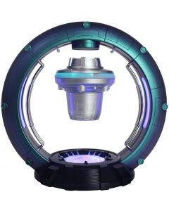 Altavoz de levitación magnética, altavoz flotante de rotación Altavoz Bluetooth portátil Diseño de arte creativo fresco Altavoz Bluetooth levitante