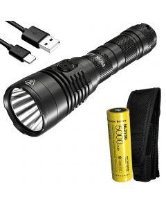 Nitecore MH25S Luminus SST-40 1800 Lumen USB-C Linterna recargable