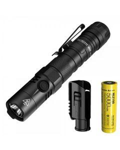 Nitecore MH12 V2 CREE XP-L2 V6 LED 1200 lúmenes 21700 linterna de batería