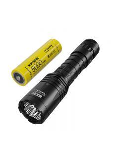 NITECORE i4000R 4 x CREE XP-L2 V6 LEDs 4400 lúmenes 21700 linterna de batería