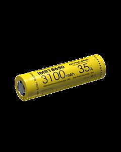 Batería recargable de Nitecore IMR18650 3100mAh 35A-1pc