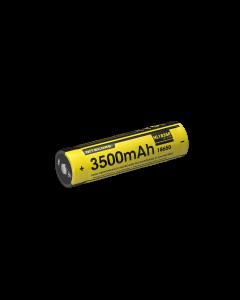 NL1835R NITECORE 3.6V batería recargable de alto rendimiento Micro-USB 18650