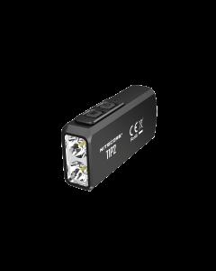 NITECORE TIP2 CREE XP-G3 S3 LED 720 lúmenes USB recargable llavero linterna