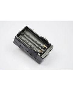 Cargador de batería Digital OEM para 2 x 18650 recargables