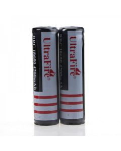 4200mAh BRC UltraFire 3.7V 18650 batería del Li-ion