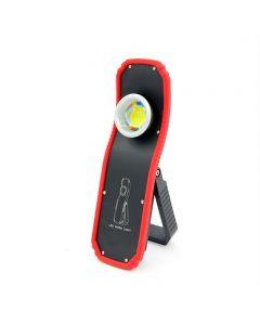 60w linterna portátil USB recargable LED luz de trabajo magnético COB colgante lámpara de gancho para la luz de camping al aire libre