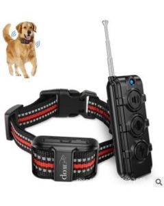 Dog Walker Electronic Dog Training Dispositivo de entrenamiento de vibración Training Dog Control Remoto Dispositivo de entrenamiento para perros Corrección de malos hábitos
