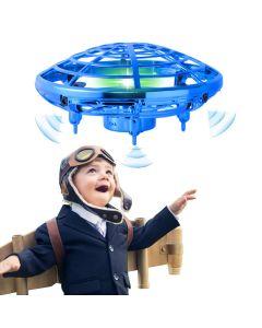Juguetes de bolas voladoras UFO, gravity Defying Hand-Controlled Suspensión Helicopter Juguete, Inducción Infrarroja Interactivo Drone Indoor Flyer Juguetes