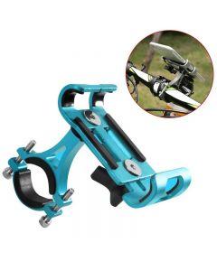 Aleación de aluminio soporte de teléfono móvil soportes para bicicleta motocicleta de moto de montaña bicicleta de carretera soporte para teléfono