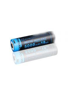 IMALENT MRB-217P50 21700 5000MAH 3.6V Batería recargable USB