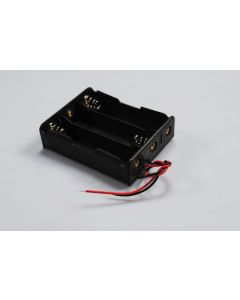 Caja de batería DIY para 3 * 18650 batería