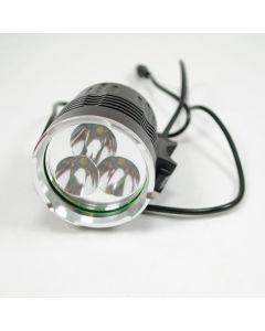 RAYO del cielo 3T6 bicicleta luz 3xCree XM-L T6 3800 lúmenes 4 modos LED bicicleta luces