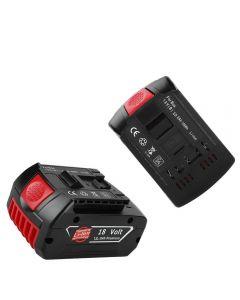 2020 18V batería recargable para Bosch 18V batería de reserva de reemplazo portátil para Bosch BAT609