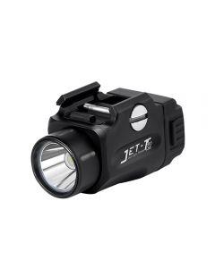 JETBEAM T2 CREE XP-L HI 520 lúmenes 16340 batería linterna LED