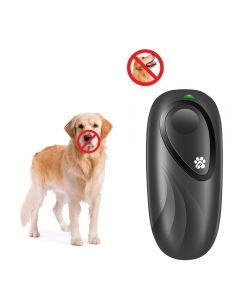 Suministros de autodefensa Portátil fuerte Strong Ultrasonic Dog Chaser Stop Ataques Animales Defensa Personal Infrared Dog Drive Dog Training