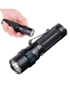 TrustFire MC3 CREE XHP50 2500 lúmenes linterna LED linterna USB antorcha de carga magnética 21700 luz recargable IP68 impermeable EDC lámpara de mano luces de trabajo