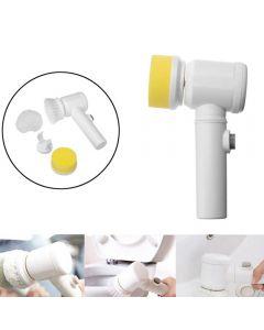 Cepillo de limpieza eléctrico de mano Cepillo de limpieza inalámbrico Cepillo de limpieza para baño Cocina cocina Herramientas de limpieza del hogar