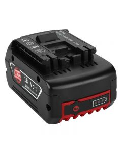 2020 NUEVA batería recargable de 18V para Bosch 18V batería de reserva de reemplazo portátil para Bosch BAT609 luz indicadora