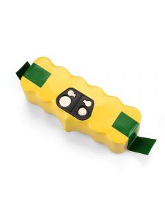Batería Ni-MH de 14.4V para batería iRobot Roomba Sweeper