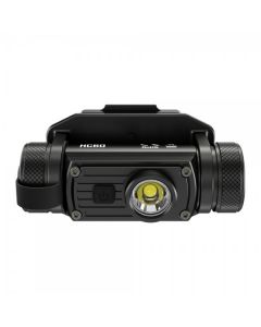Nitecore HC60M CREE XM-L2 U2 00 lúmenes LED USB faro recargable con 3400mAh 18650 batería