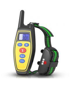 2020 Nuevo 400m Collars de entrenamiento de perro automático eléctrico 400m Cuello de perro recargable impermeable con receptor de control remoto Entrenamiento para mascotas