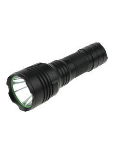 Alto Quanlity Cree XML-T6 5 modo 1200 Lumen Super brillante LED linterna antorcha utilice 1 batería 26650 de pc