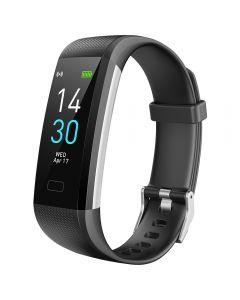 S5 Sports Smart Watch Monitorización de la presión arterial y la temperatura corporal del ritmo cardíaco Ip68 Pulsera impermeable Hombres y mujeres