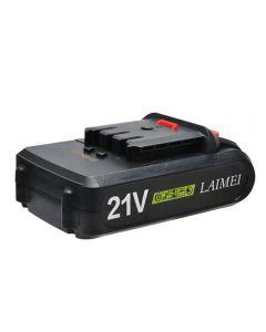21V Litio Batería Li-ion Batería Power Tools Taladro recargable para destornillador inalámbrico Batería taladro eléctrico