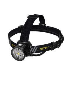 NITECORE HU60 4 x LED CREE XP-G3 S3 1 x CREE XHP35 HD E2 LED 1600 Lumens Spotlight / Faro de reflector