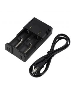 Nitecore i2 Intellicharge Universal batería cargador inteligente carga PowerIQ diseño para 14500 18650 AA AAA